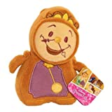 Disney Princess / Beauty and the Beast / Just Play / Cogsworth Plush