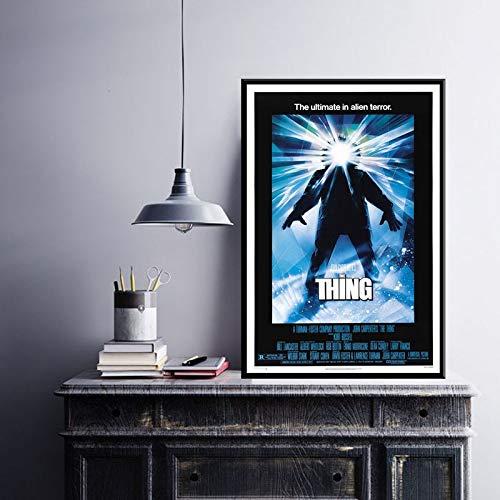 ganlanshu Anime Poster und Drucke Leinwand Malerei Wandbilder für Wohnzimmer Retro-Dekoration Home Decoration,Rahmenlose Malerei-30X45cm