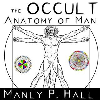 The Occult Anatomy of Man audiobook cover art