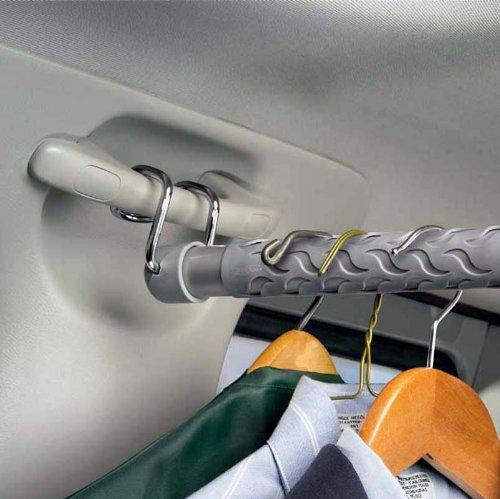 High Road Heavy-Duty Expandable Car Clothes Hanger Bar
