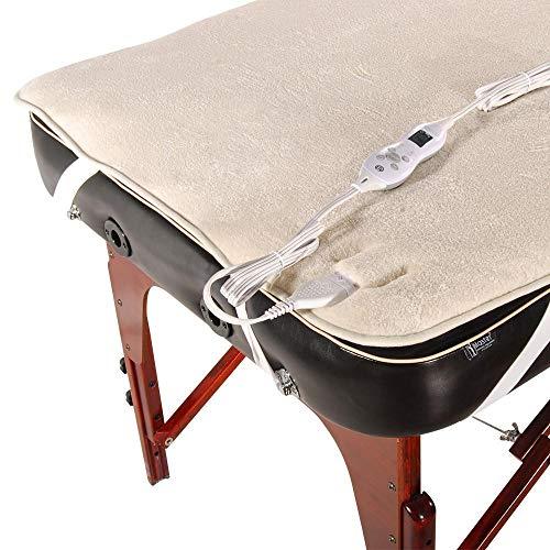 Master Massage Heizdecke Massageliege Beheizbar Auflage Decke für Hot Massage Massagezubehör