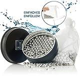 Decapo® | Reinigungsperlen mit Säckchen für einfaches Befüllen | Kratzfreie Reinigungskugeln...