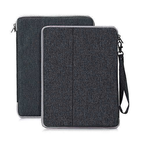 Mazu Homee Es adecuado para iPad Air 4 10.9, iPad Pro 11, iPad 9.7 pulgadas, Samsung Galaxy Tab, Fire HD 8 / HD 10 SINSO 7.9-11 pulgadas, Huawei Mediapad, funda para tablet con bolsillo, más colores