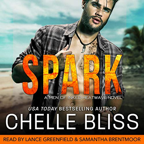 Spark Audiobook By Chelle Bliss cover art
