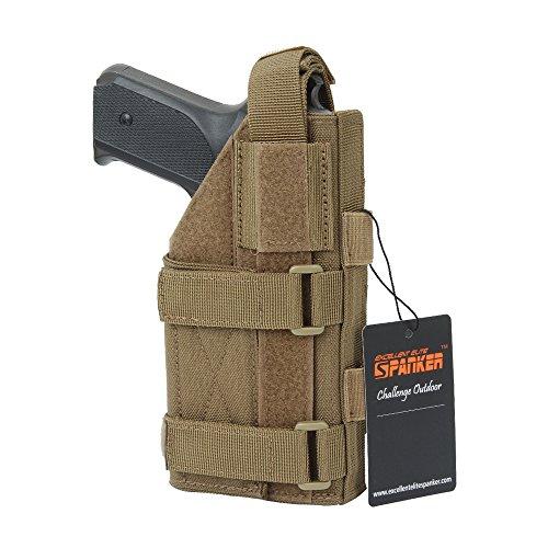 EXCELLENT ELITE SPANKER Pistol Universal Adjustable for...