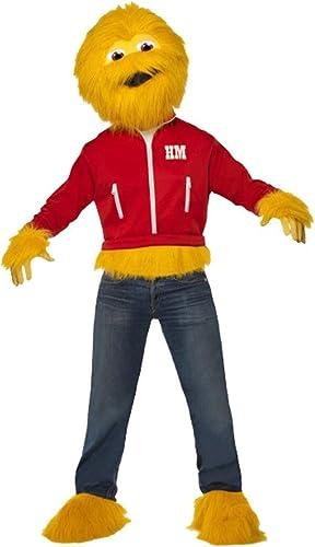 Kinder Film & TV Lizenzprodukt Fancy Kleid Honig Monster Kostüm gelb