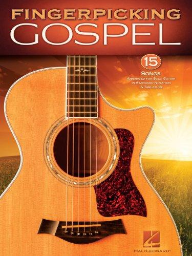 Fingerpicking Gospel (English Edition)