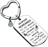Keychain Birthday Gifts For Women Under 10 20 Dollars Remember Braver Stronger Smarter Relaxing Gifts For Women Thinking Of You Gift Personalized Gift Funny Unique Gifts Inspirational Gifts For Women