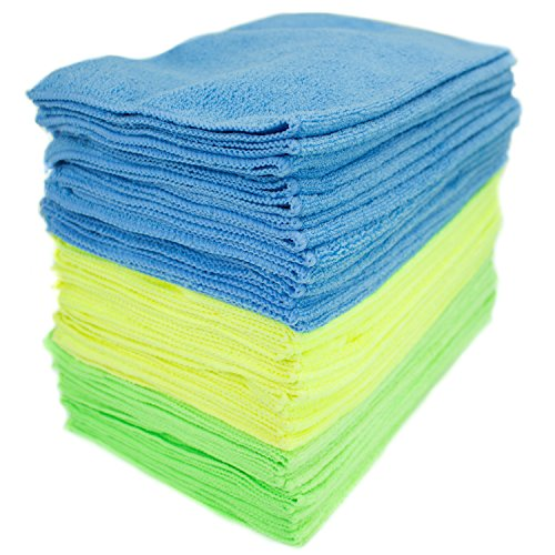 Zwipes Microfiber Cleaning Cloths (48-Pack) - 948