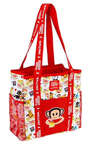Paul Frank and Cup Noodles tote bag