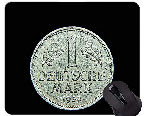 Kundenspezifische ursprüngliche Mausunterlage, Geld-Bank-Kassen-Büro-Mausunterlage