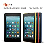 Fire 7 Tablet (7' display, 16 GB) - Yellow - (Previous Generation - 7th)