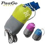 PaaGo WORKS(パーゴワークス) ビフォーアフターS SB03 ライムグリーン&グレー