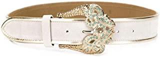 Luxury Fashion | Pinko Womens 1H20R5Y66SZ04 White Belt |