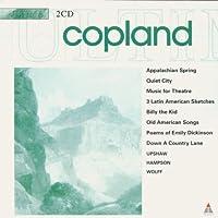 Appalachian Spring / Quiet City - Ultima Series (2001-04-17)