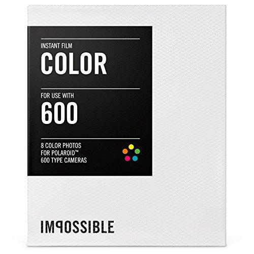 Impossible Instant Color Pellicole per 600 Camera
