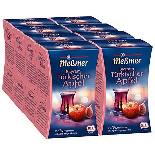 Meßmer Türkischer Bayram Apfel-Feige 8er Pack