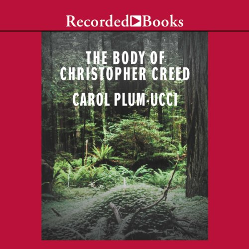 The Body of Christopher Creed audiobook cover art