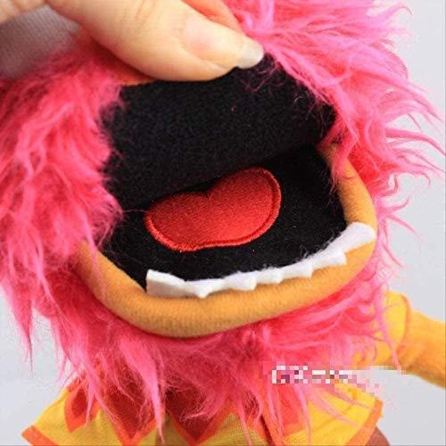 DINEGG Plüsch Spielzeug Muppets Schlagzeuger Stofftier Tier Spielzeug Gefüllte Tiere Action Figure Geschenk 33 cm Spielzeug YMMSTORY