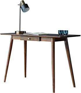 XBSD Modern Simple Style Sturdy Home Office Desk, Solid Wood Table Computer Workstations, for Children's Desks for Student Adult Home Office Furniture.