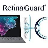 RetinaGuard 紫外線対策 ブルーライト防止スクリーンプロテクター Surface Pro6 SGS&Intertekテスト済み - 過剰な有害なブルーライトをブロック 目の疲れと目の疲れを軽減