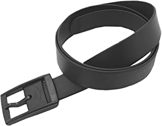 Men Women Unisex Rubber Plastic Belt w Plastic Buckle 119CM Candy Color-Clearance SALE
