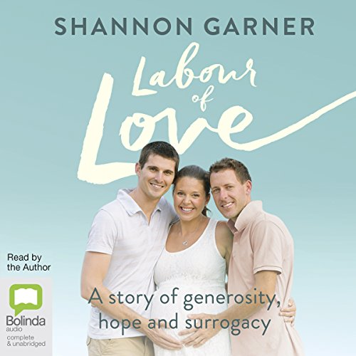 Labour of Love audiobook cover art