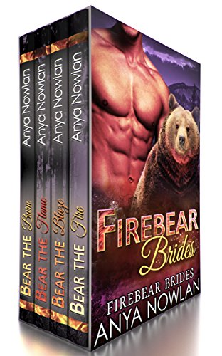 Firebear Brides: Complete Series (English Edition)
