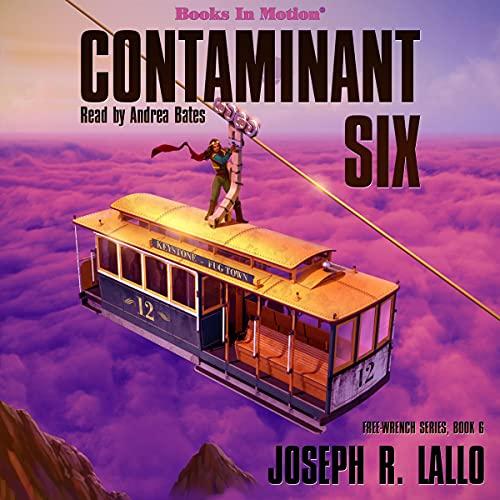 Bargain Audio Book - Contaminant Six