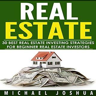 30 Best Real Estate Investing Strategies for Beginner Real Estate Investors cover art
