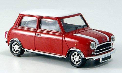 Innocenti Mini Cooper, rot/weiss, Modellauto, Fertigmodell, SpecialC.-20 1:43
