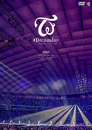 "TWICE DOME TOUR 2019 ""#Dreamday"