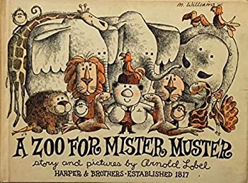 A Zoo for Mister Muster - Book  of the Mister Muster