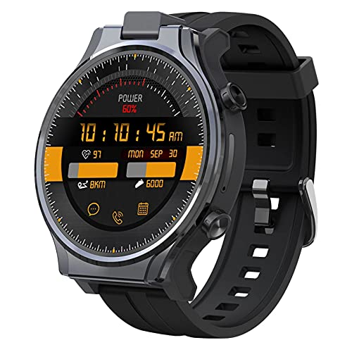 ZGLXZ Android Smart Watch, 4G Mobile Phone Smart Clock 4GB 64GB 13MP Camera GPS Smartwatch for Ios/Android