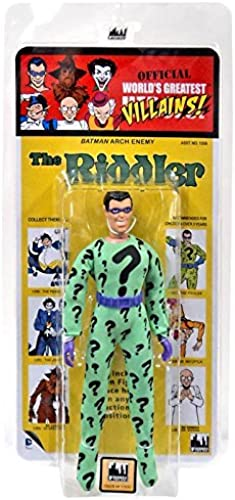 DC Kresge Retro Style Series 1 The Riddler Retro Action Figure