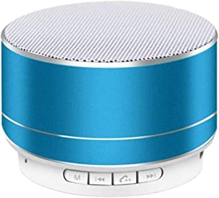 $91 » LYYAN Bluetooth Speaker Led Portable Speakers Bluetooth Speaker Wirelwss Mnin Bass Bt Stereo Music Surround Speaker for Sm...