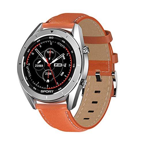 TETHYSUN Reloj inteligente Dt99 Smart Watch Ip68 Impermeable Ronda Hd Pantalla ECG Detección Reemplazable Reloj Inteligente Fitness Tracker Hombre Pk Dt78 Dt68 Dt88 E Fashion (Color: B)