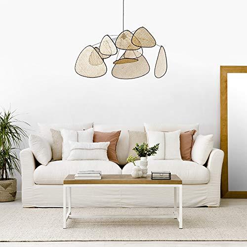 Kenay Home-Mesa Centro Salón Comedor Ayna Blanco