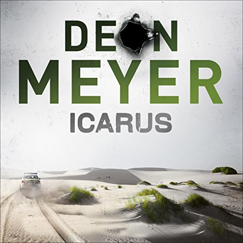 Icarus audiobook cover art
