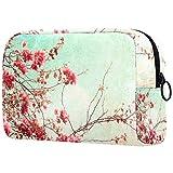 Fairy Land - Beauty case da viaggio, per uomini e donne Multicolore04 18.5x7.5x13cm/7.3x3x5.1in