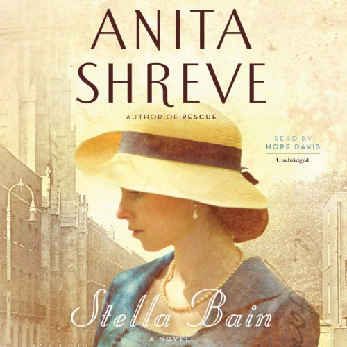 Stella Bain audiobook cover art