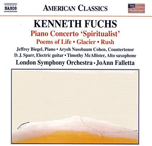 Piano Concerto Spiritualist/Poems of Life/Glacier/Rush
