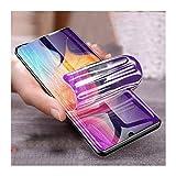 LBLX Membrana de protección del teléfono Pantalla 20D hidrogel de la película del Protector for Samsung Galaxy S10E S8 S9 S20 Nota 20 (Color : For Samsung A51 4G, Size : Hydrogel Film)