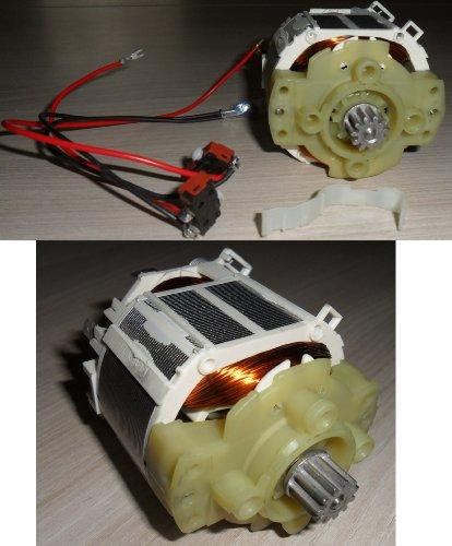 Motor Rondo 2500/500W für Küchenmaschine SEB–ss-988796