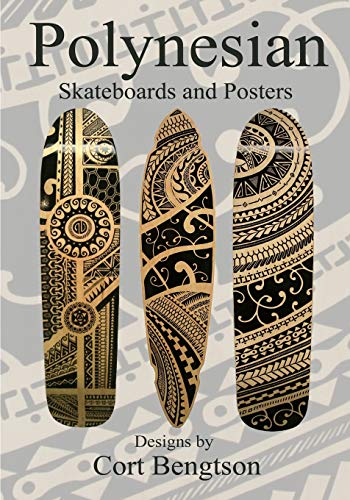 Polynesian Skateboards and Posters