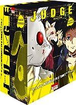 Coffret Judge - L'intégrale en 6 tomes d'Yoshiki Tonogai