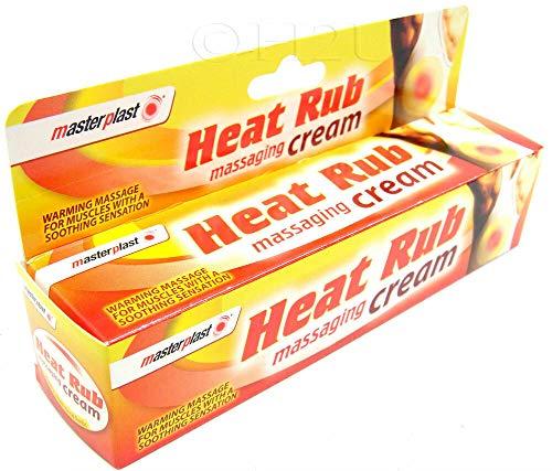 Masterplast - Wärme Massieren Rub Cream - 70g