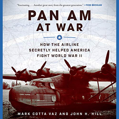 Pan Am at War cover art