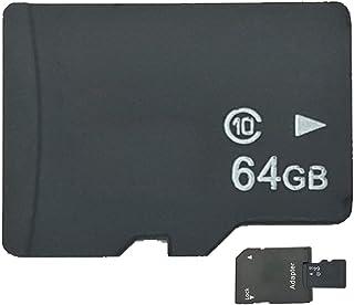 BEST CHOICE memorycard メモリ カード 64GB class10 UHS-1対応 高速 64GB メモリカード SDスピードクラス データ転送 スマホ カメラ ターブレッドPC パソコン ドライブレコーダー 等 対応 ブラ...
