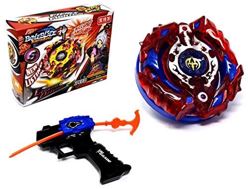 ARUNDEL SERVICES EU TG-BRN Battleblade Beyblade Kreisel Beyblade Style Spielzeug mit Handwerfer Beyblade Bay Blade Bey Blade Spielzeug
